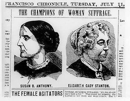 Suffragist – The Official Susan B. Anthony Museum & House