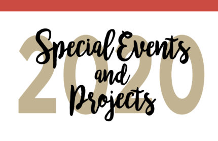 Special Events & Projects of the National Susan B. Anthony Museum & House